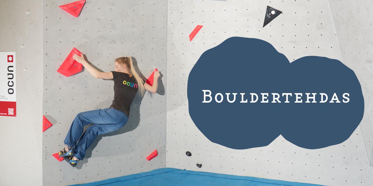 Tervetuloa Bouldertehtaalle